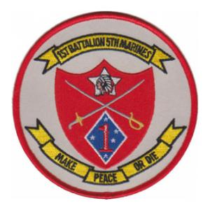 1st Battalion / 5th Marines Patch