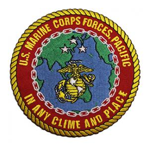 U.S. Marine Corps Forces Pacific Patch