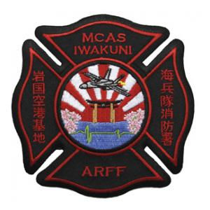 MCAS Iwakuni Crash Crew Patch