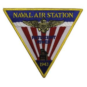 Naval Air Station Patuxent River Maryland Patch