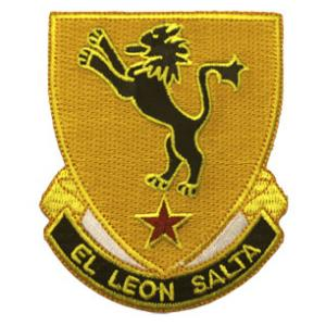 304th Cavalry Regiment Patch