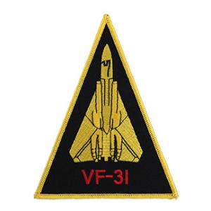 Navy Fighter Squadron VF-31 Patch