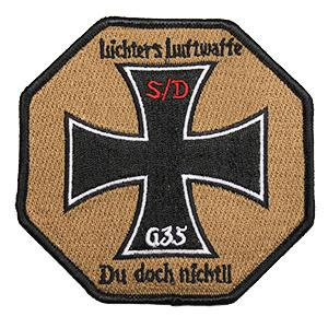 Air Force 1st Special OPS Squadron Goose 35 Patch