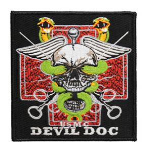 USMC Devil Dog Patch
