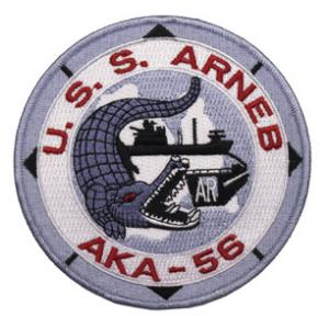 USS Arneb AKA-56 Ship Patch