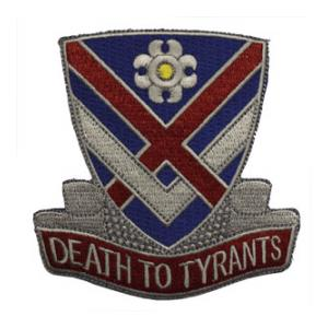 183rd Cavalry Regiment Patch