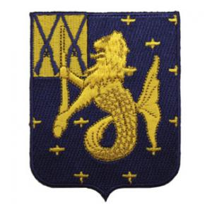 43rd Infantry Regiment Patch