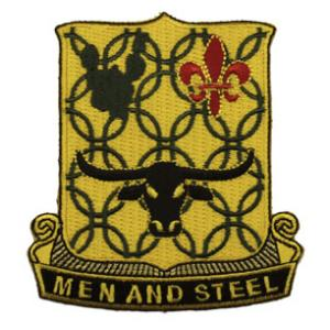 149th Armored Regiment Patch
