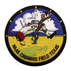 Naval Auxiliary Air Station Cabaniss Field Texas Patch