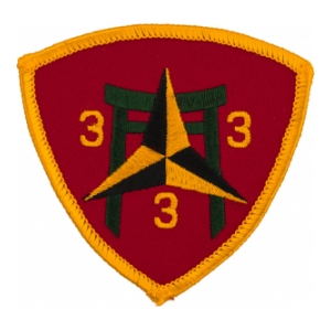 3rd Battalion / 3rd Marines Patch