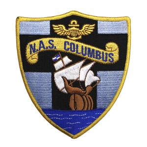 Naval Air Station Columbus Patch