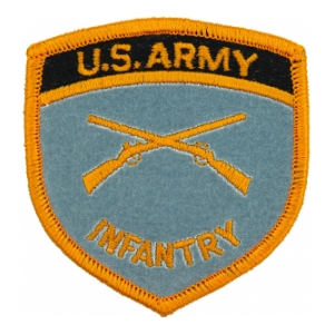 Army Infantry Patch