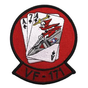 Navy Fighter Squadron VF-171 (Aces) Patch