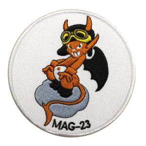 Marine Air Group 23 (WWII) Patch