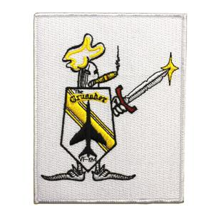 Navy Fighter Squadron VF-124 (The Crusader) Patch