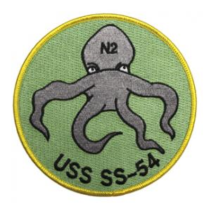 USS N-2 SS-54 Submarine Patch