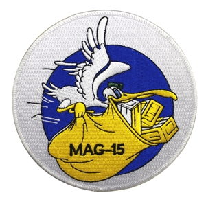 Marine Aircraft Group 15 Patch