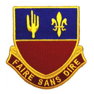 161st Field Artrillery Battalion Patch