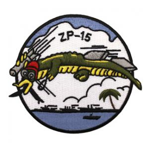 Navy Airship Patrol Squadron ZP-15 Patch