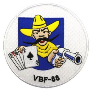 Navy Bomber - Fighter Squadron VBF-88 Patch