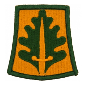 800th Military Police Brigade Patch