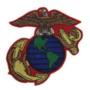 USMC Globe \ Anchor Patch