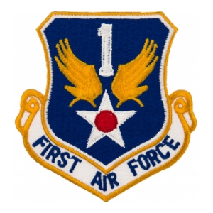 First Air Force Patch