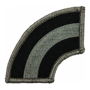42nd Infantry Division Patch  Foliage Green (Velcro Backed)