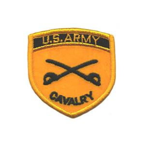 Army Cavalry Patch