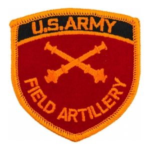 Army Field Artillery Patch