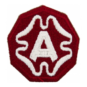 9th Army Patch
