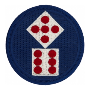 11th Army Corps Patch
