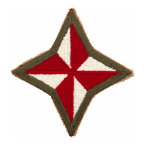 48th Infantry Division Patch