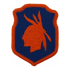 98th Army Reserve Command Patch