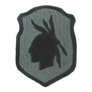 98th Regional Readiness Command (ARCOM) Patch Foliage Green (Velcro Backed)