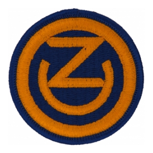 102nd Army Reserve Command Patch