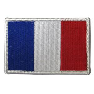 France Flag Patch