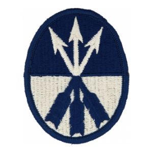 23rd Army Corps Patch
