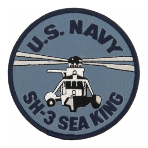 SH-3 Sea Kings Patch