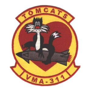 Marine Attack Squadron VMA-311 Patch