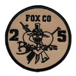 F Company / 2nd Battalion / 5th Marines Patch