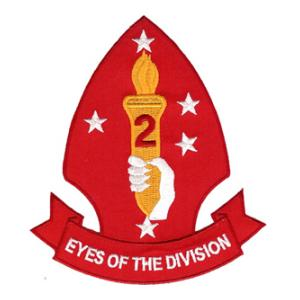 2nd Marine Division Aerial Observation Patch