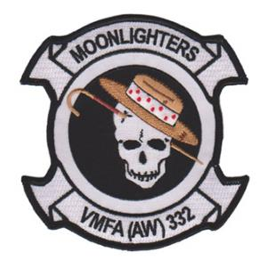 Marine All Weather Fighter Attack Squadron VMFA(AW)-332 Patch