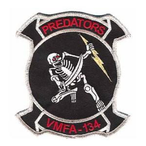 Marine Fighter Attack Squadron VMFA-134 (Predators) Patch