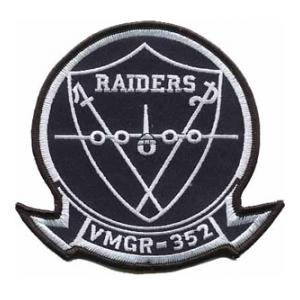 VMGR-352 Squadron (Raiders) Patch
