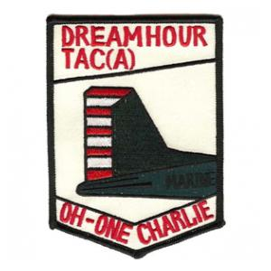 Marine Tactical Air Control (Oh-One Charlie) Patch