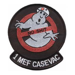 1st Marine Expeditionary Force Casualty Evacuation (CASEVAC) Patch