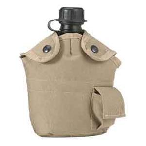 G.I. Style Canteen Cover (1 Quart) (Tan)