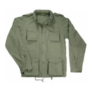Lightweight Vintage M-65 Field Jacket (Sage Green)