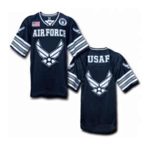 Air Force Football Jersey (Navy)